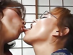 japanese calm girl kissing fetish asian lesbians matures milfs