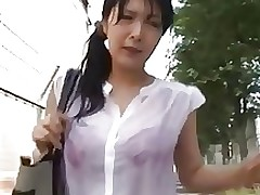 lass juicy shirt groped asian fingering japanese milfs public nudity