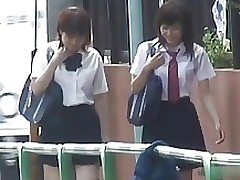 japanese panties sharking students cm asian public nudity