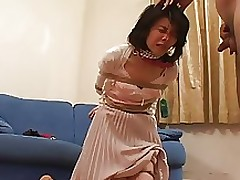 drooling sub asian bdsm fingering japanese sex toys