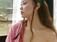 japanese wind dance concubine asian softcore vintage