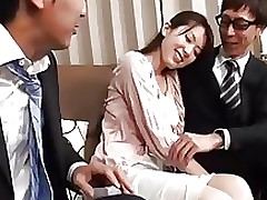 partner paradise indulges wife 039 dreams asian creampie cuckold japanese