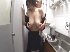 curvy office lady getting wobblers rubbed wavy vagina fingered whereas