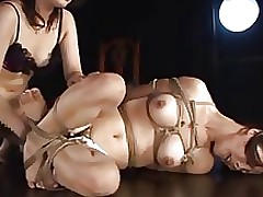 jav gals having benefit servitude 83 asian bdsm lesbians bondage