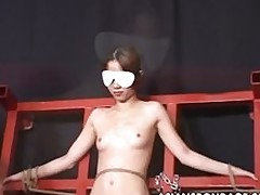 enthralling japanese queen mutters time whipped stockings tits interracial shaved