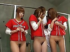 japanese example baseball team orgy cumshot group sex hardcore facial