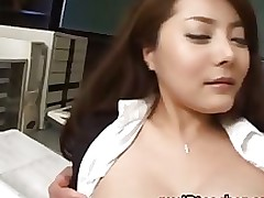 mei sawai japanese smoking advisor amateur anal asian brunette fetish
