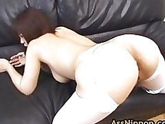 bitch rei himekawa accepts anal opening dug gear assnippon amateur