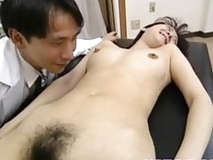 saki shiina furry vagina measured sucks doctor shlong cumshot sex