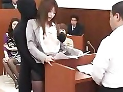 japanese cutie lawyer obtains drilled invisible male asian babe fetish