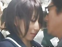 inexpert schoolgirl tokyo amateur asian group sex japanese public reality