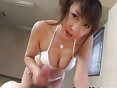 hungry japanese seasoned lasses swallowing part3 amateur asian boobs blowjob
