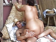 bbw eastern ginger takes weenie asian facials matures