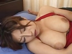 milf naho amazes hardcore ass blowjob riding threesome asian hairypussy