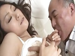 ruri hayami enjoys uncle astonishingly pussy licking hardcore sexy ass