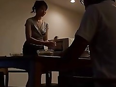 wife doesn 039 cuckold knows asian creampie japanese voyeur