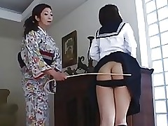 japanese trouncing asian spanking
