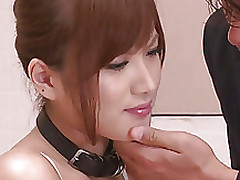 japanese sub caged doll submissive babe