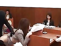 avid japanese lady lawyer laid invisible chase asian funny